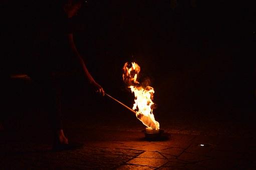 pokazy fireshow
