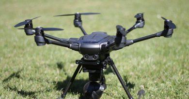 inspekcje dronem turbin wiatrowych